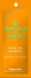 Keep Calm & Tan On Facial Tanner - для лица