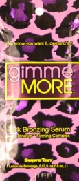 Gimme More™ Dark Bronzing Serum - лосьон для тела